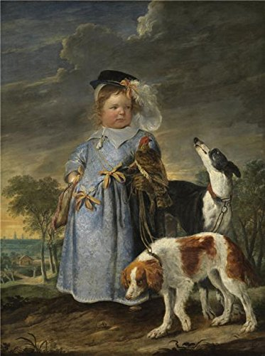 ['Portrait Of A Boy By Erasmus Quellinus II, In The First Half Of 17th Century' Oil Painting, 8x11 Inch / 20x27 Cm ,printed On High Quality Polyster Canvas ,this High Definition Art Decorative Prints On Canvas Is Perfectly Suitalbe For Bathroom Artwork And Home Gallery Art And] (Soccer Player Halloween Costume Boys)