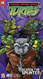 ninja run g - Teenage Mutant Ninja Turtles -  Search for Splinter (Vol. 8) [VHS]