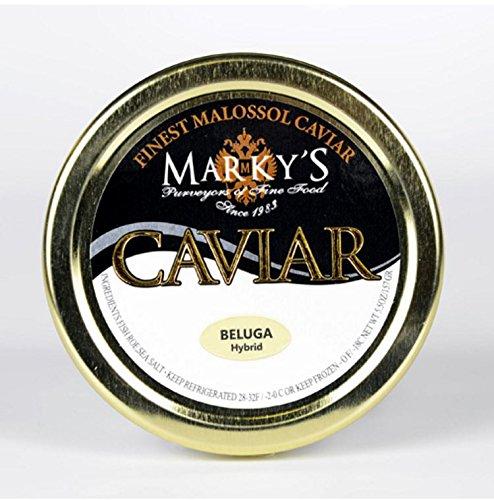 Beluga Hybrid Caviar - Italy - 35.2oz - Tin