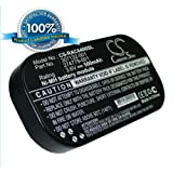 500mAh Ni-MH Battery for HP Smart Array 6402 controller for part numbers 274779-001 and other Compatible Models list provided in description