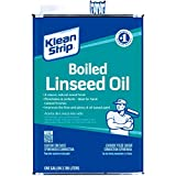 Klean Strip Boiled Linseed Oil Oil Base Gloss 1 Gl