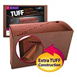 Smead TUFF Expanding File, 12 Pockets, Monthly
