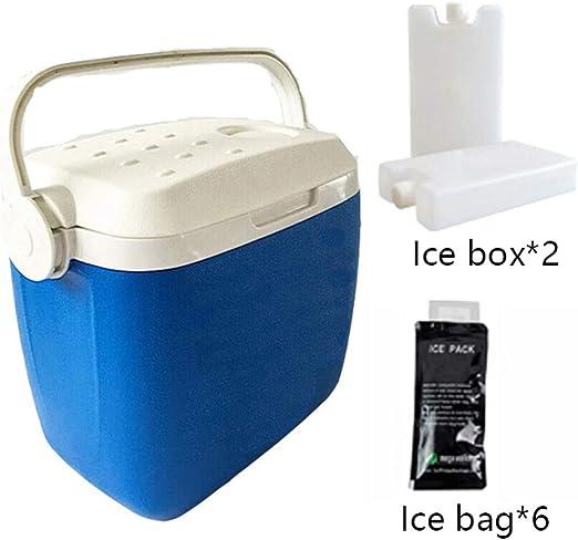8l FríO/Aislamiento Caja Box, Uso Cubos De Hielo Pueden Ser ...