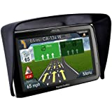 Patec Satnav Sun Shade Glare Visor Shield for Universal 7 inch GPS Garmin Magellan RoadMate Cobra