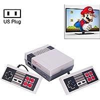Consola de Juegos Retro con 600 juegos y conector HDMI - Retro Classic TV Mini HDMI HD Video Game Console, Built-in 600 Games