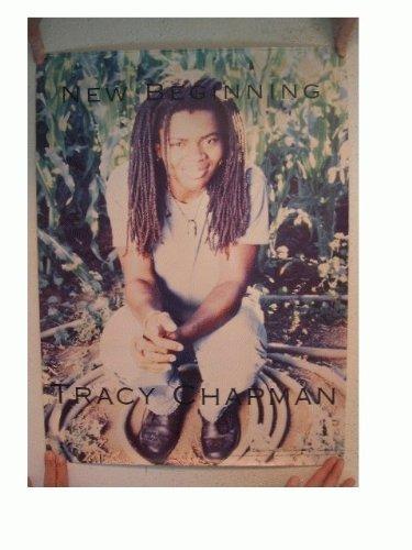 Tracy Chapman Poster New Beginning