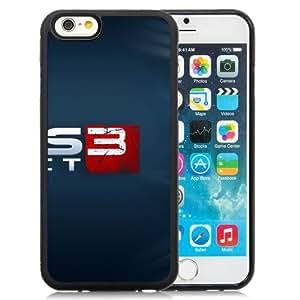 6 TPU case,Mass Effect Female Energy Hand Look iPhone 6 TPU cover