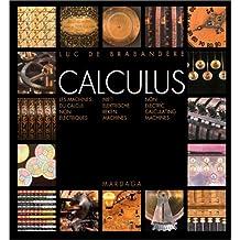CALCULUS MACHINES DU CALCUL NON ELECTRIQUES