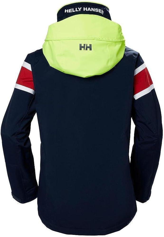 Helly Hansen Women's Salt Flag Jacket Track Jacket 597 Navy