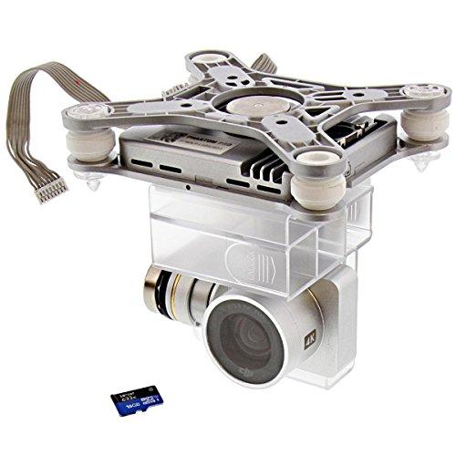 DJI Phantom 3 Professional Pro Drone - NEW 4K Camera, Gimbal & 16GB MicroSD -