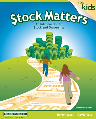 Download Stock Matters for Kids: An Introduction to Stock and Ownership ebook
