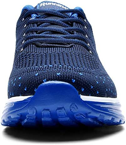 51T8VSdupQL. AC GOOBON Air Shoes for Men Tennis Sports Athletic Workout Gym Running Sneakers Size 7-12    Product Description