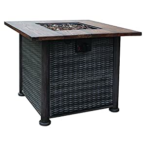 Bond 50026 50026B Fire Pit Table