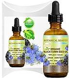Cheap ORGANIC BLACK CUMIN SEED OIL – Nigella sativa. 100% Pure / Natural / Virgin / Undiluted. For Skin, Hair, Lip and Nail Care .2 Fl.oz.- 60 ml