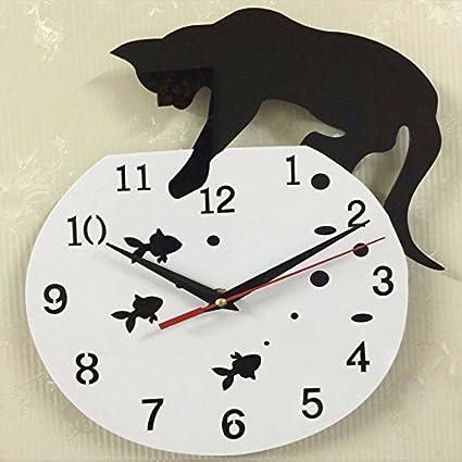 RedSonics(TM) new wall clock hot sale real clocks reloj de pared modern design
