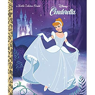 Cinderella (Disney Princess) (Little Golden Book)