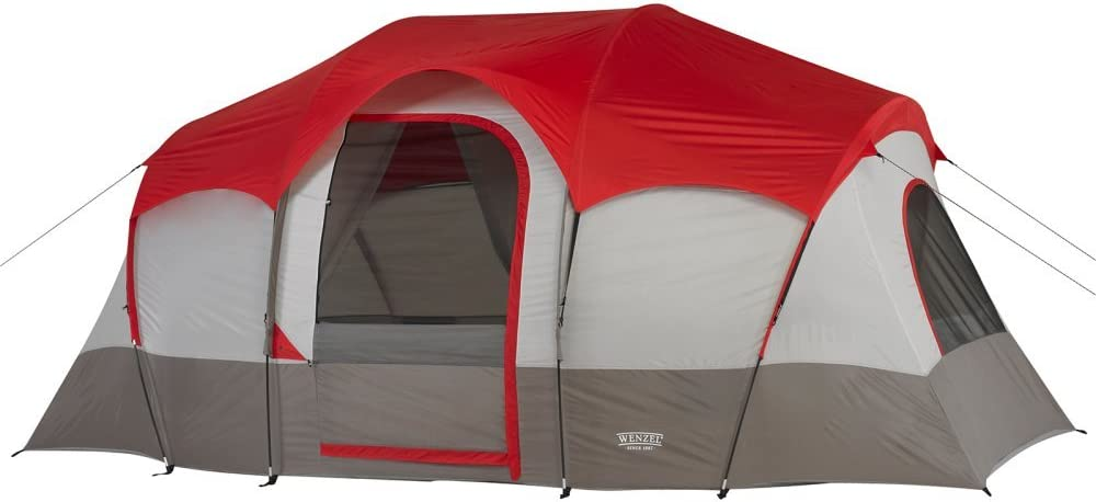 Wenzel Blue Ridge 14×9 Feet 2 Room Seven Person Tent
