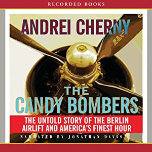 Candy Bombers Audiobook