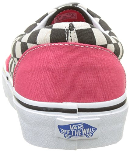 Durable Top and Rogue Unisex Style White up True in Classic Lace Original Skate Vans Era Waffle Red Outsole Double Stitched Canvas Low Shoes YnqAZxP