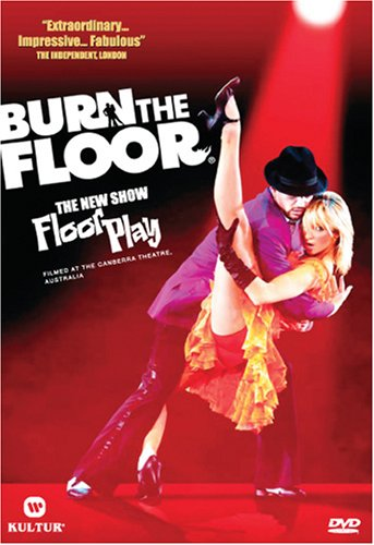 Burn the Floor: The New Show 'Floor Play' / Jason (New Show Floor)