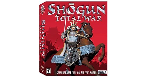 Amazon.com: Shogun: Total War - PC: Video Games