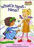 What's Next, Nina?, Sue Kassirer, 1575651068