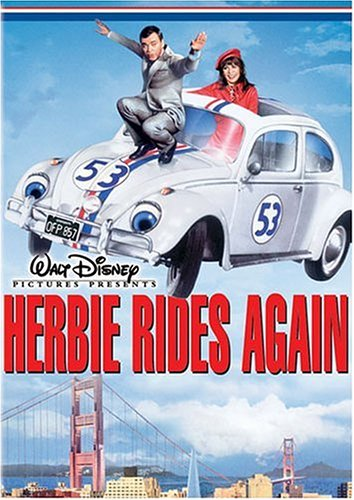 DVD : Herbie Rides Again (DVD)