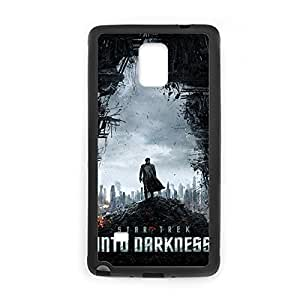 Gel Great Phone Cases For Boy Printing Star Trek Into Darkness For Galaxy Note 4 Samsung Choose Design 1