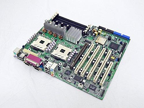 NEW Bulk ASUS PP-DLW rev. 1.04 INTEL E7505 Dual INTEL Socket-604 XEON DDR 8X AGP ATX Server Motherboard (Motherboard Only)
