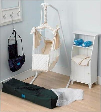 baby hammock infant toddler set   natural amazon    baby hammock infant toddler set   natural  baby  rh   amazon