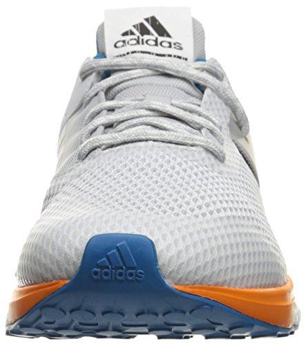 Adidas Prestanda Mens Respons 3 M Löparskor Vit / Fast Grå / Fast Grå