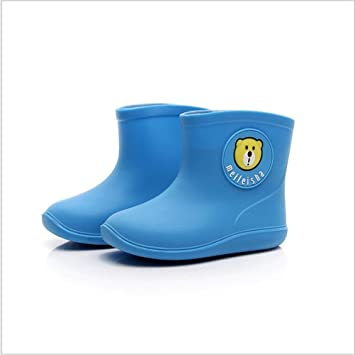 high fashion online here great quality Stillshine - Kids Girls Boys Rain Snow Boots Rubber: Amazon.co.uk ...