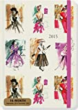 2015 High Fashion Weekly Planner, Peter Pauper Press, 1441314431