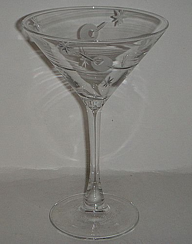 Luminarc Stars & Moon Martini - Luminarc Glass Martini