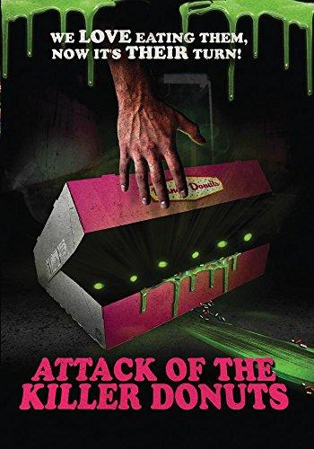Attack of the Killer Donuts (Thomas Flat Car)