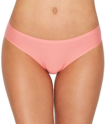 Chantelle Soft Stretch Bikini, One Size, Grapefruit
