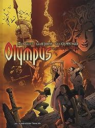 Olympus, Tome 1 : La boîte de Pandore