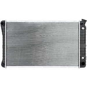 Spectra Premium CU840 Complete Radiator for General Motors by Spectra Premium