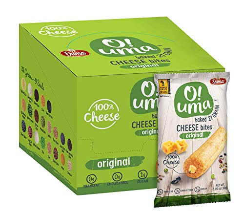 Ouma Crispy 21 Whole Multi Grain Rice Roll Biscuits | 1.06 oz | 12 Count
