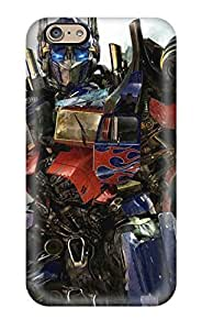 Ryan Knowlton Johnson's Shop Awesome Optimus Prime In New Transformers 3 Flip Case With Fashion Design For Iphone 6 1768729K26433566
