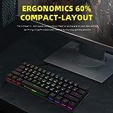 Smart Duck XS61 60% Ultra-Compact Mechanical Gaming