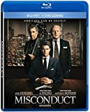 Misconduct [DVD + Bluray] [Blu-ray] (Bilingual)