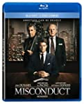Misconduct [DVD + Bluray] [Blu-ray] (...