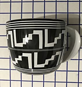 The Treasure Chest South West Pottery Coffee Mug 2000#4, LAS Cruces NM Native American