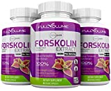Pure Forskolin 3000mg Max Strength - Forskolin Extract for Weight Loss - Premium