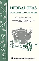 Image of the product Herbal Teas for Lifelong that is listed on the catalogue brand of Storey Publishing, LLC.