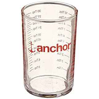 Anchor Hocking 5 Ounce Measuring Glass, (1 unit)