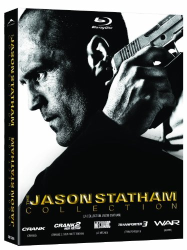 The Jason Statham Collection: The Mechanic / Crank / Crank 2: High Voltage / War / Transporter 3) ()