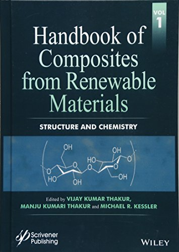 Handbook of Composites from Renewable Materials, Structure and Chemistry (Volume 1)