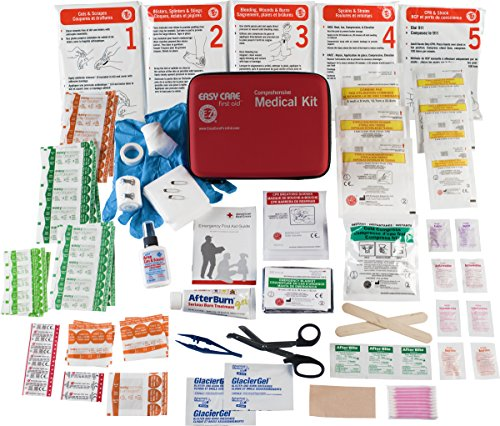Easy Care Comprehensive Medical Kit, 1.3 Pound by EasyCare